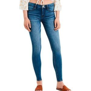 American Eagle Jeggings Super Stretchy X Jeans